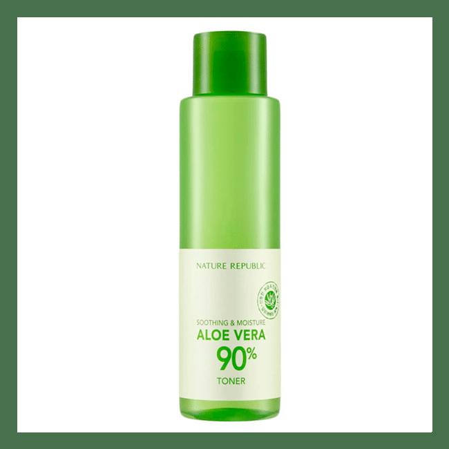 Nature Republic - Aloe Vera 90% Toner 1