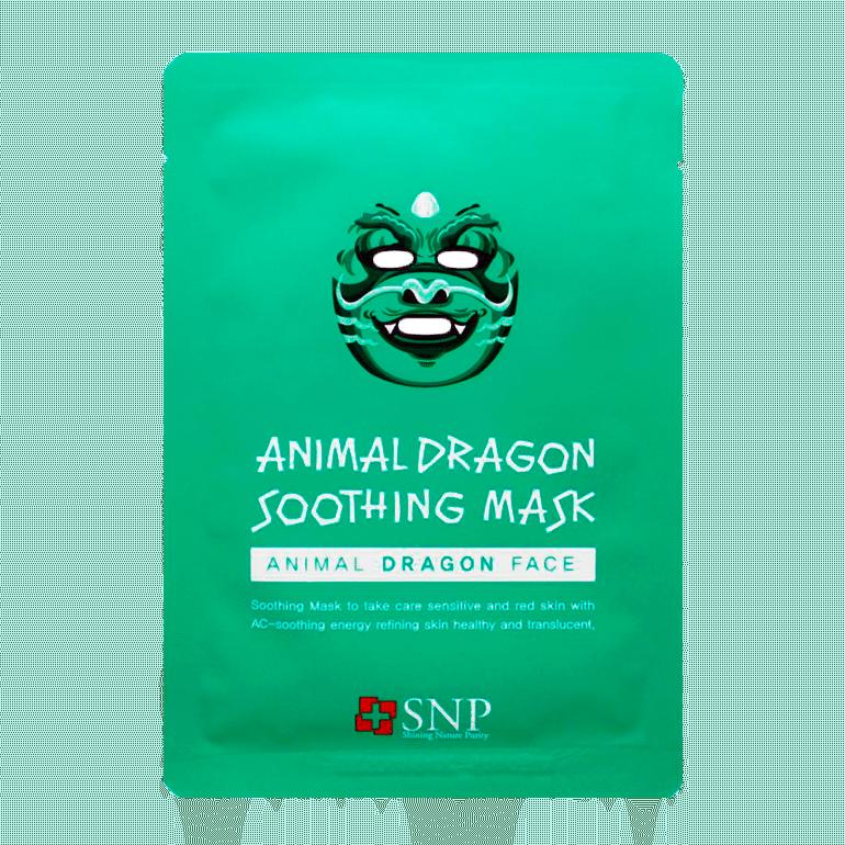 SNP - Animal Dragon Soothing Mask 1
