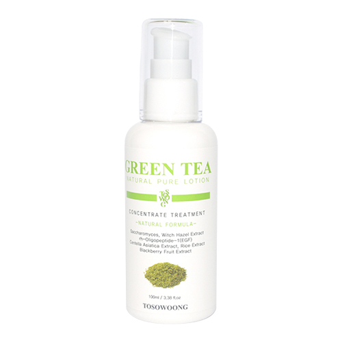 Tosowoong - Green Tea Eco Brightening Essence 1