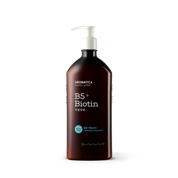 Aromatica – B5+Biotin Fortifying Conditioner k beauty