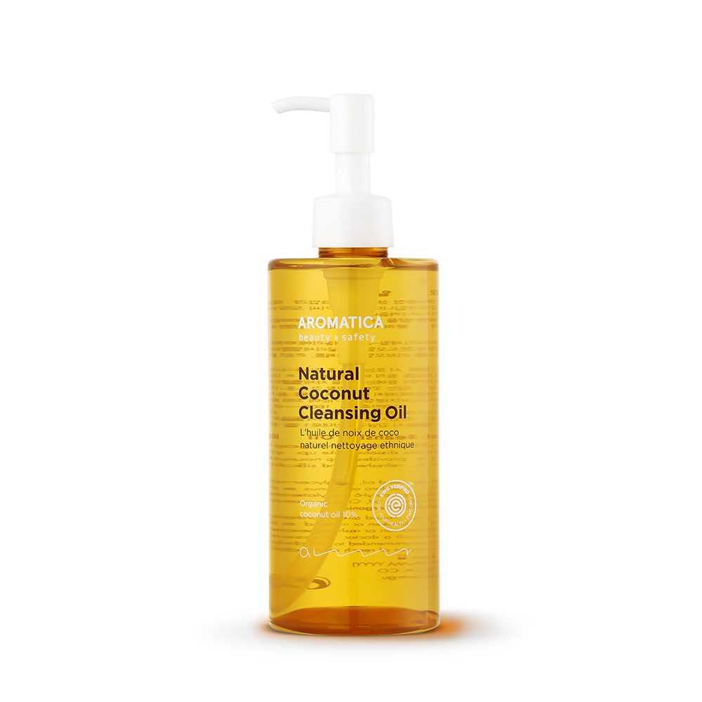 Aromatica – Natural Coconut Cleansing Oil k beauty