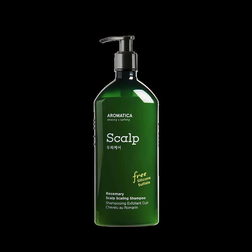 Aromatica – Rosemary Scalp Scaling Shampoo k beauty