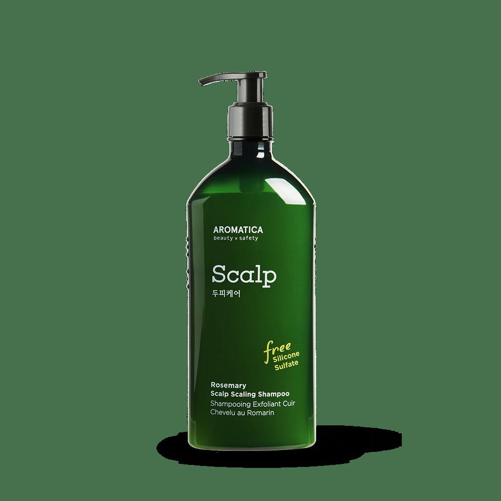 Aromatica - Rosemary Scalp Scaling Shampoo 1