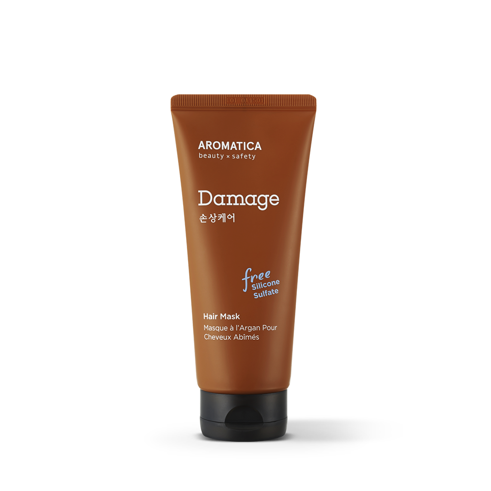 Aromatica -  Argan Damage Care Hair Mask 1