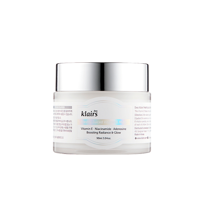 Klairs - Freshly Juiced Vitamin E Mask 1