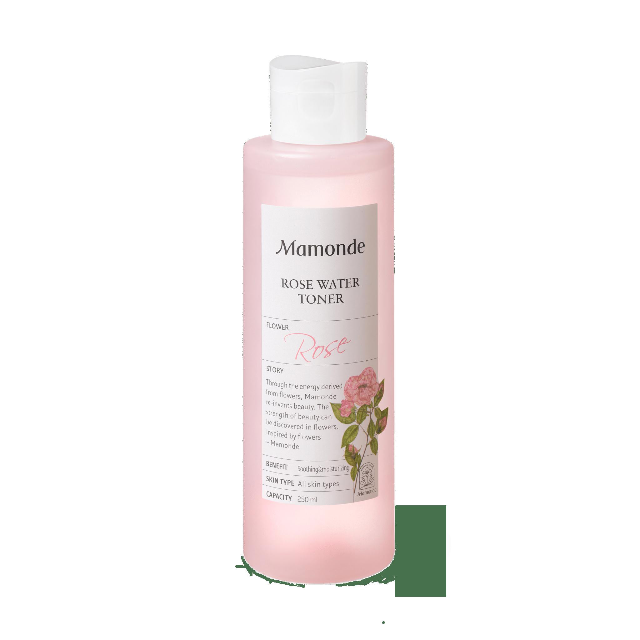 Mamonde - Rose Water Toner 1