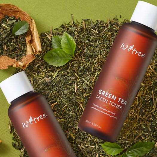 Isntree – Green Tea Fresh Toner k beauty