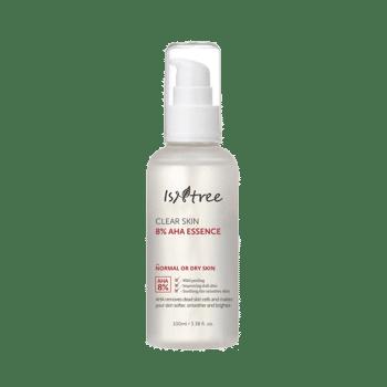 Isntree – Clear Skin 8% AHA Essence k beauty