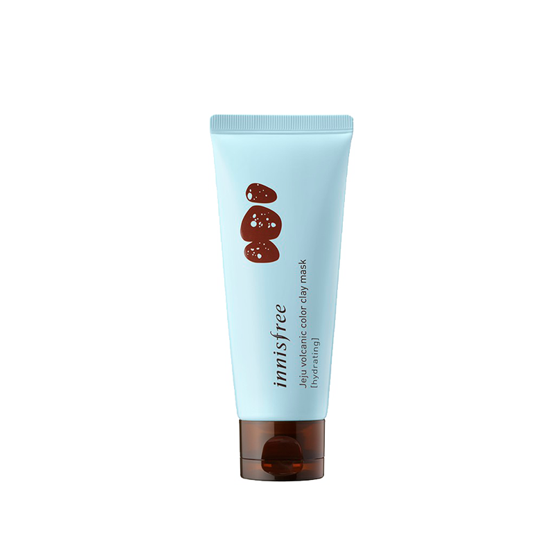 Innisfree - Jeju volcanic color clay mask Hydrating 1