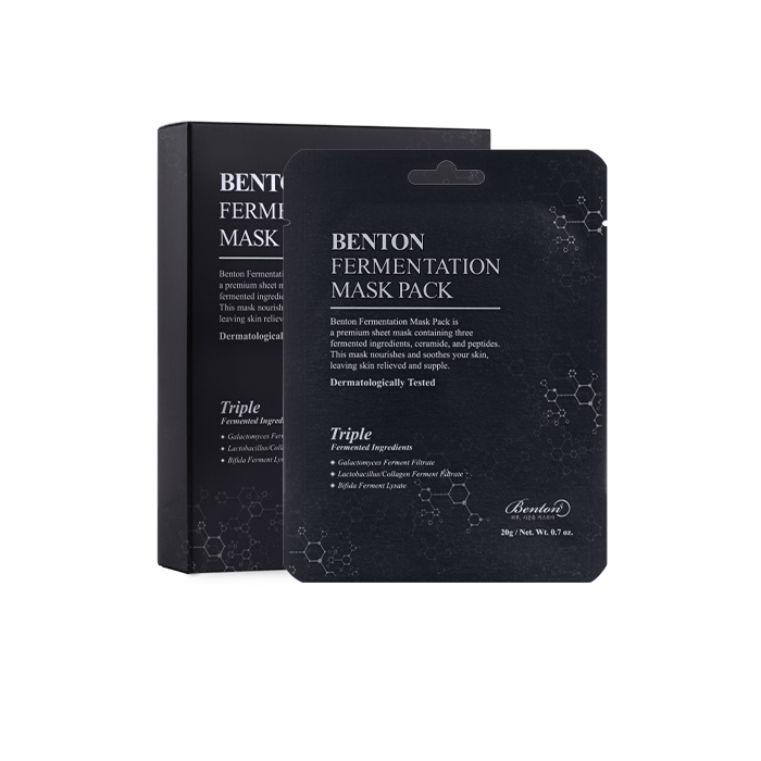 Benton - Fermentation Mask 1