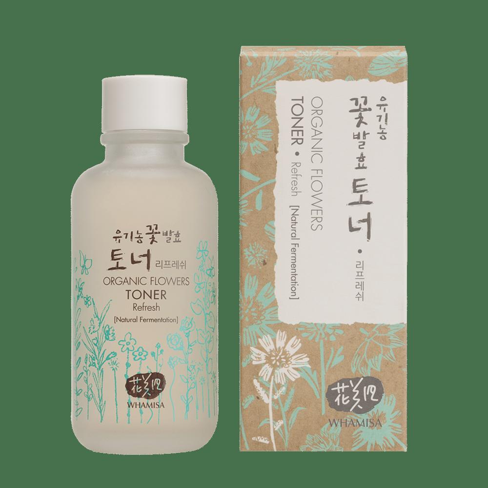 Whamisa - Organic Flowers Refresh Toner 1