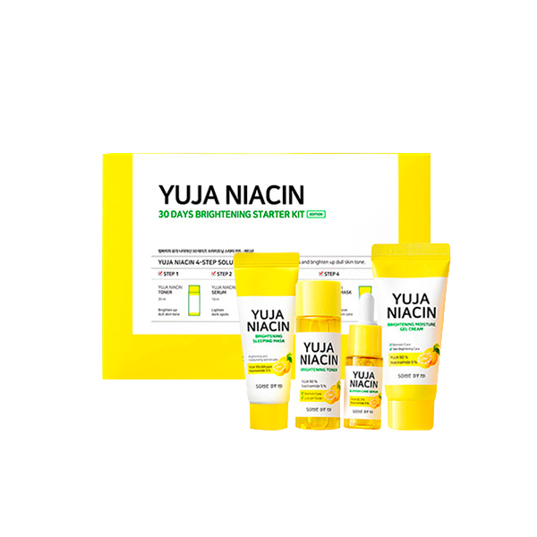 Some By Mi - Yuja Niacin 30 Days Brightening Starter Kit 1