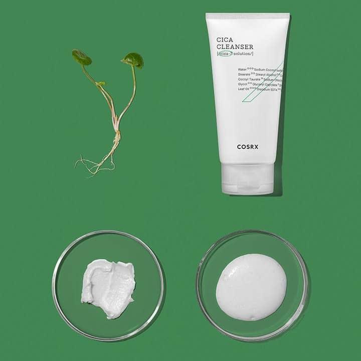 Cosrx - Pure Fit Cica Cleanser 2