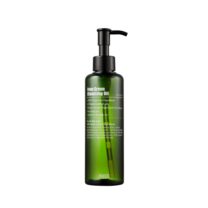 Purito – From Green Cleansing Oil k beauty
