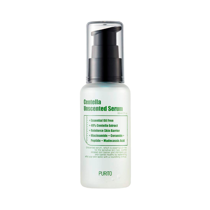 PURITO - Centella Unscented Serum 1