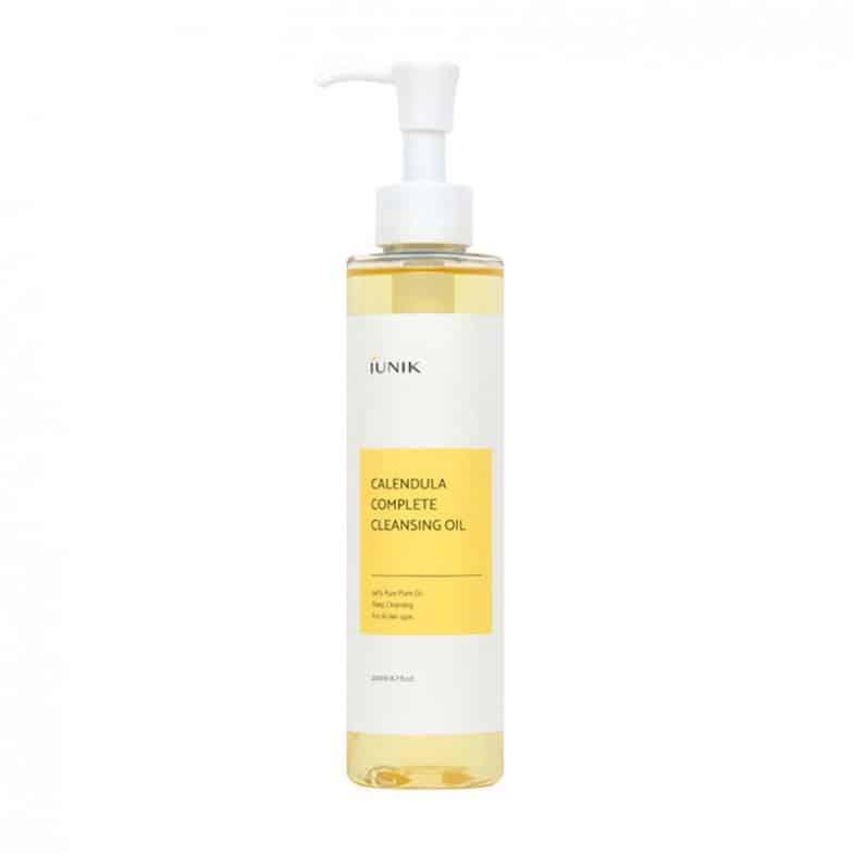 IUNIK- Calendula Complete Cleansing Oil k beauty