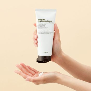 Purito – Green Deep Foaming Cleanser k beauty