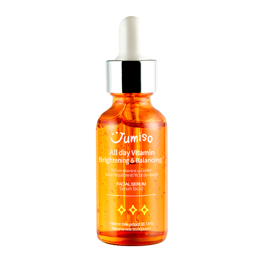 Jumiso - All day Vitamin Brightening & Balancing Facial Serum 1