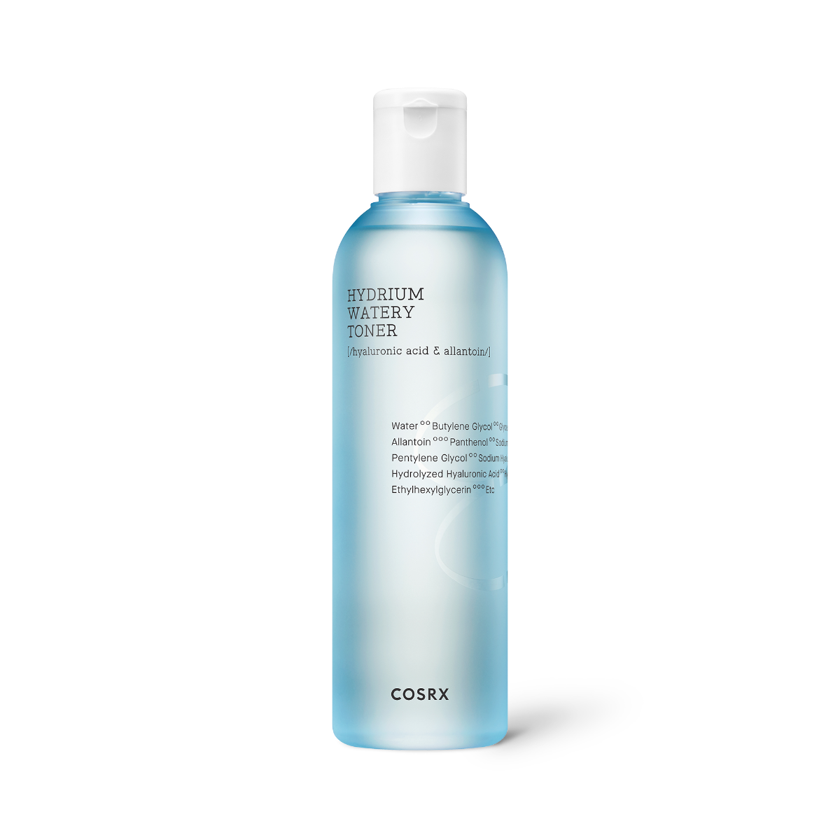 COSRX - Hydrium Watery Toner 1