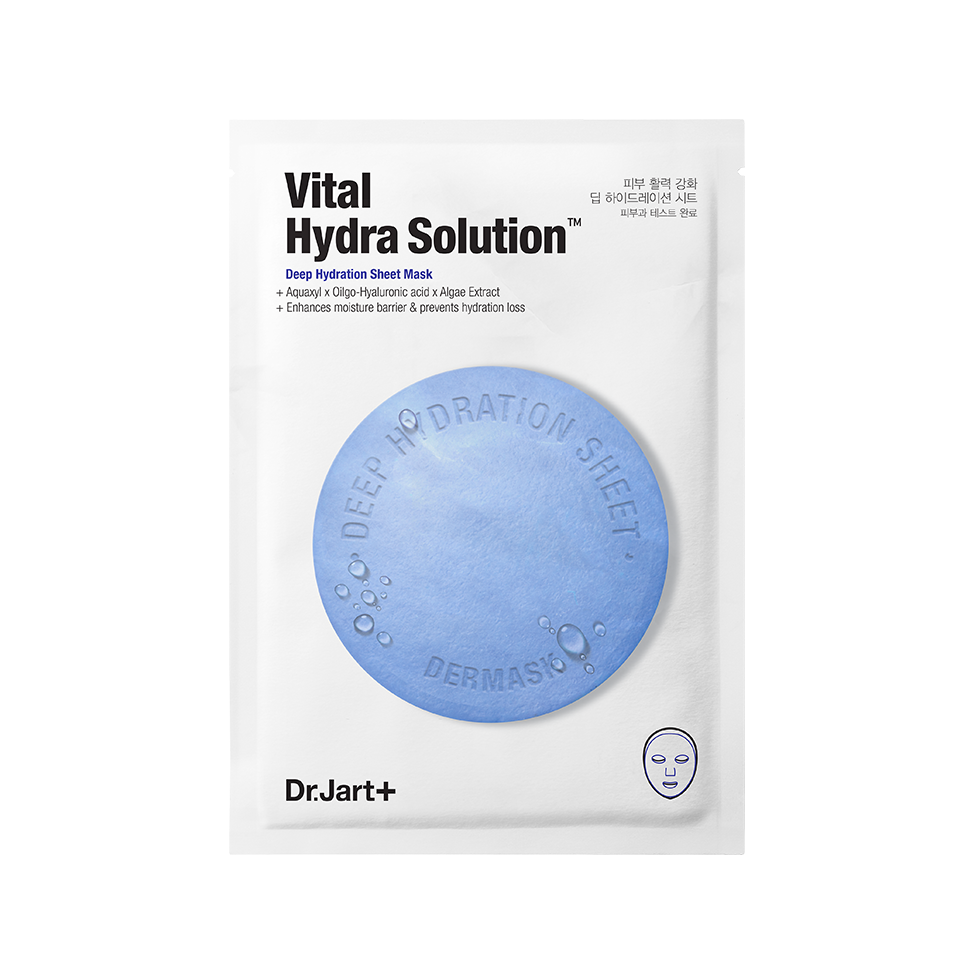 DR.JART+ –  Dermask Water Jet Vital Hydra Solution Mask k beauty