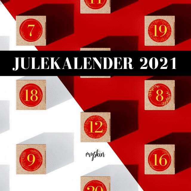 K-beauty Julekalender 2021 k beauty