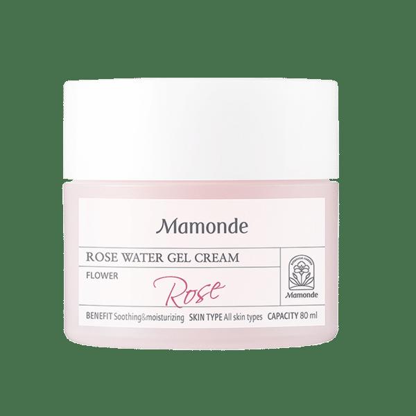 Mamonde - Rose Water Gel Cream 1