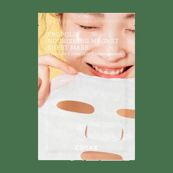 COSRX – Full Fit Propolis Nourishing Magnet Sheet Mask k beauty