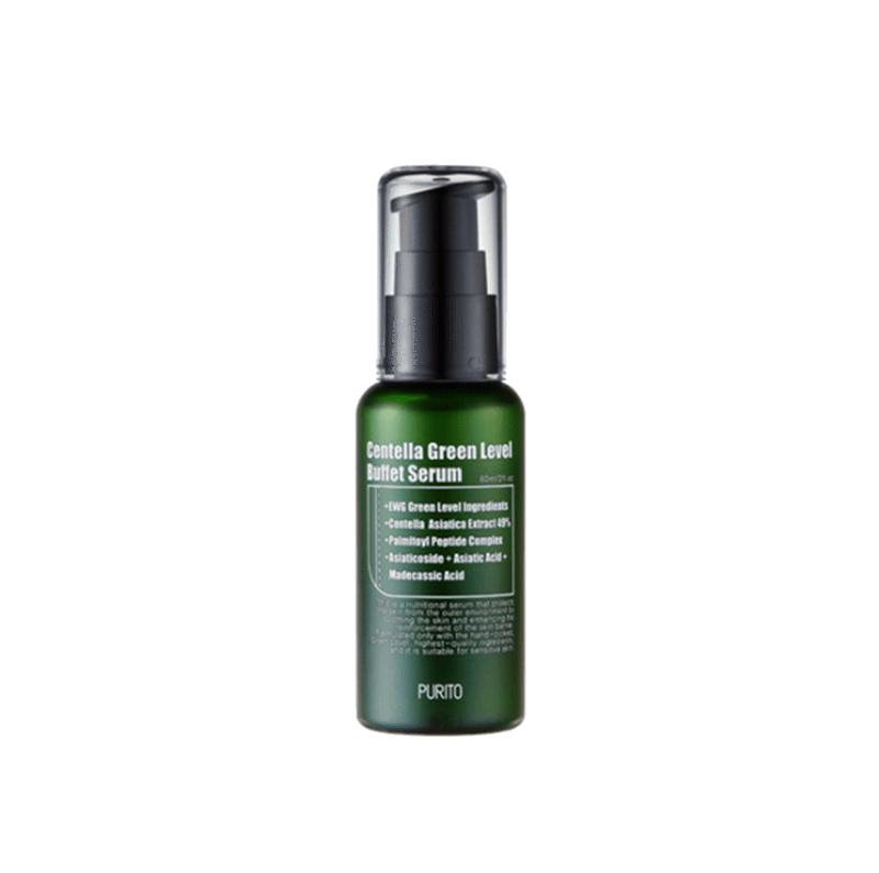 Purito – Centella Green Level Buffet Serum k beauty