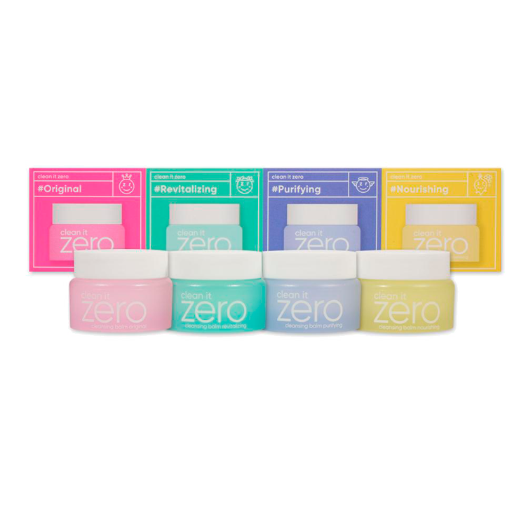 Banila Co - Clean It Zero Special Trial Kit 1