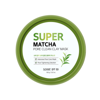 Some By Mi – Super Matcha Pore Clean Clay Mask k beauty