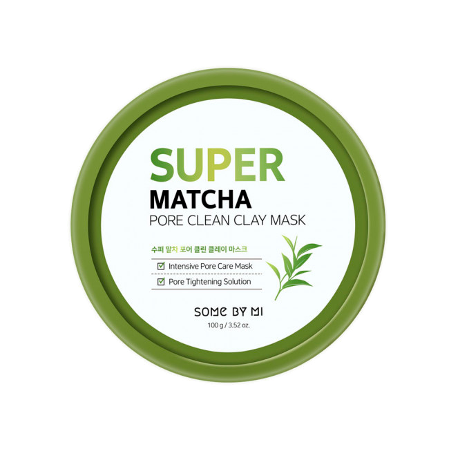 Some By Mi - Super Matcha Pore Clean Clay Mask 1