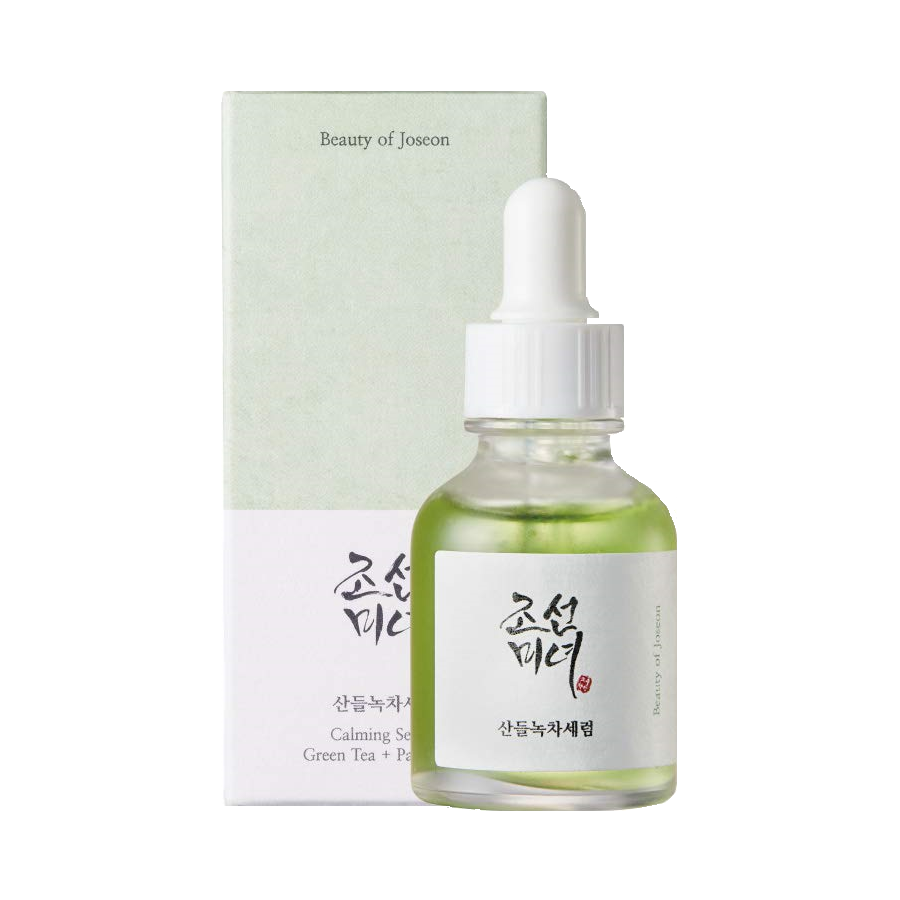 Beauty of Joseon - Calming Serum Green Tea + Panthenol 1