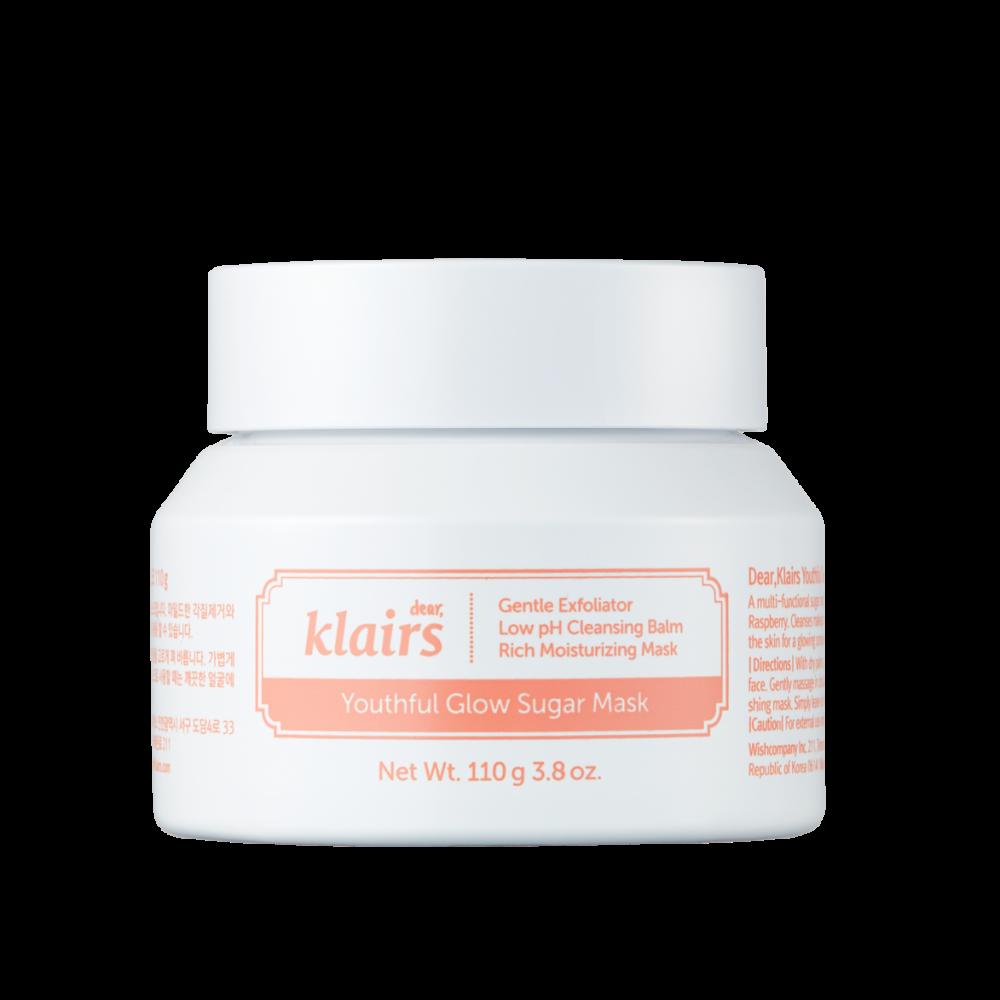 Klairs – Youthful Glow Sugar Mask k beauty