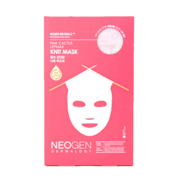 NEOGEN – Pink Cactus Liftmax Knit Mask k beauty