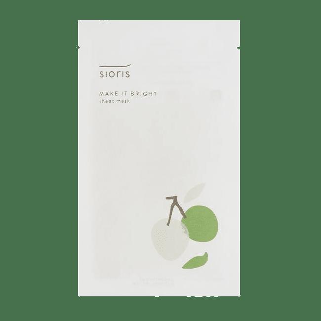SIORIS – Make It Bright Sheet Mask k beauty