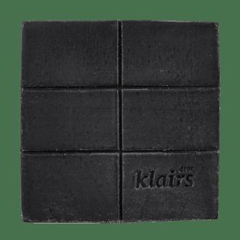 Klairs – Gentle Black Sugar Charcoal Soap k beauty