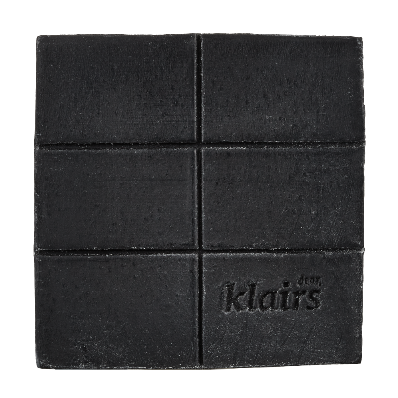 Klairs - Gentle Black Sugar Charcoal Soap 2