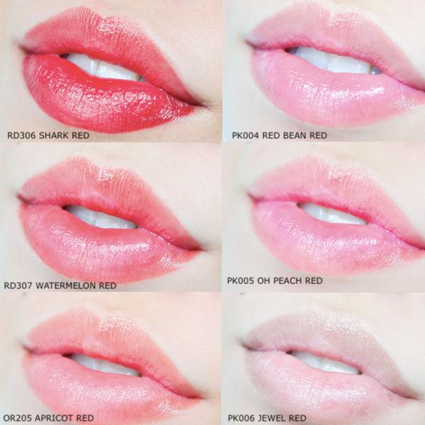 Etude House - Dear Darling Water Gel Tint (Watermelon red) 2