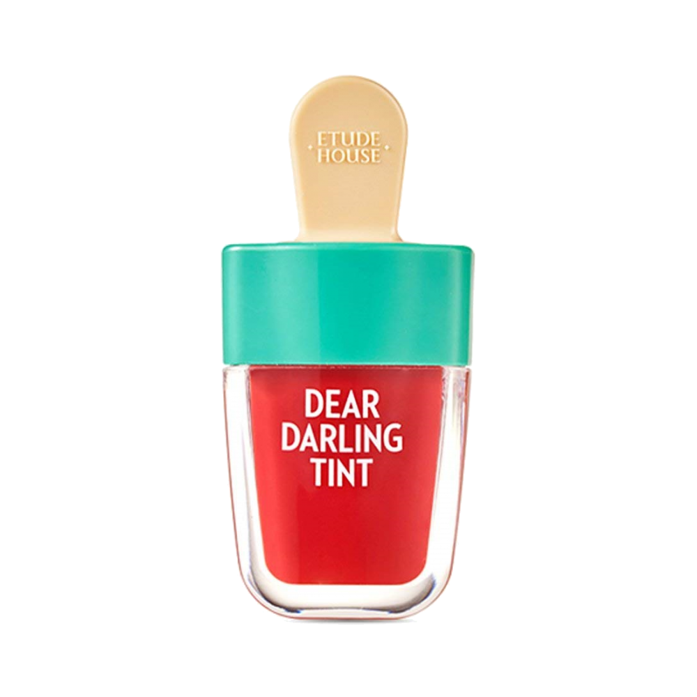 Etude House - Dear Darling Water Gel Tint (Watermelon red) 1