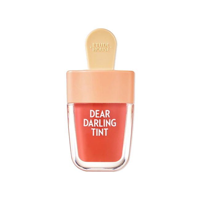 Etude House - Dear Darling Water Gel Tint (Apricot Red) 1