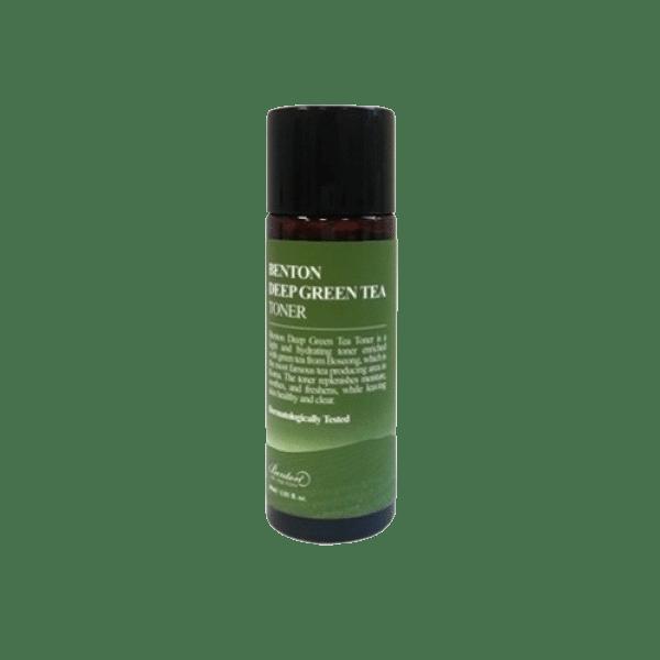 Benton - Deep Green Tea Toner 30 ml. 1