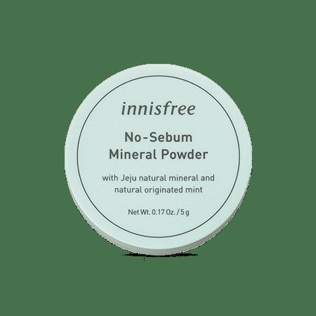 Innisfree - No Sebum Mineral Powder 1