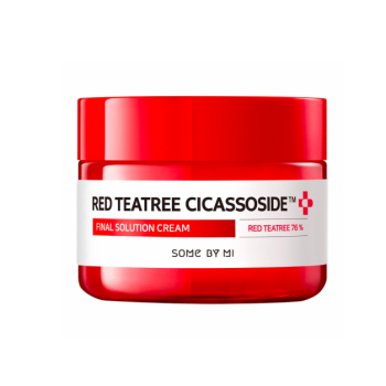 Some By Mi – Red Teatree Cicassoside Final Solution Cream k beauty