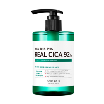 Some By Mi – AHA BHA PHA Real Cica 92% Cool Calming Soothing Gel k beauty