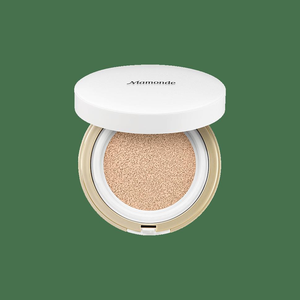 Mamonde – Brightening Cover Powder Cushion (SPF50+/PA+++) 21N k beauty