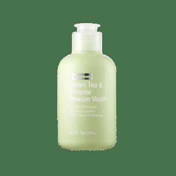 By Wishtrend – Green Tea & Enzyme Powder Wash k beauty