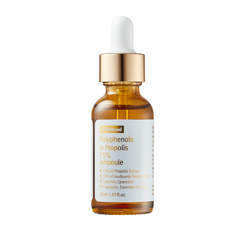 By Wishtrend – Polyphenols in Propolis 15% Ampoule k beauty
