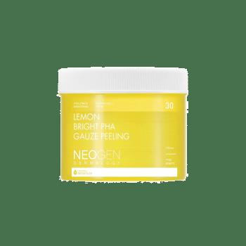 Neogen – Lemon Bright PHA Gauze Peeling k beauty