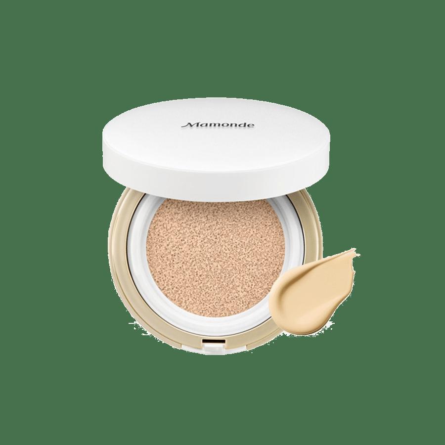 Mamonde - Brightening Cover Powder Cushion (SPF50+/PA+++) 23N 1