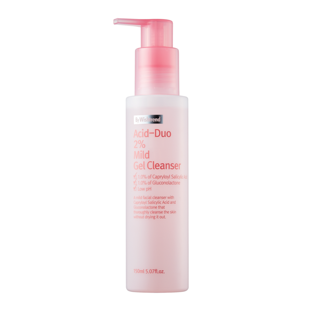 By Wishtrend - Acid-Duo 2% Mild Gel Cleanser 1